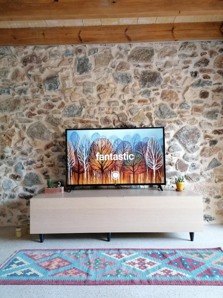 """TV 55"""" LG amb smart TV"""