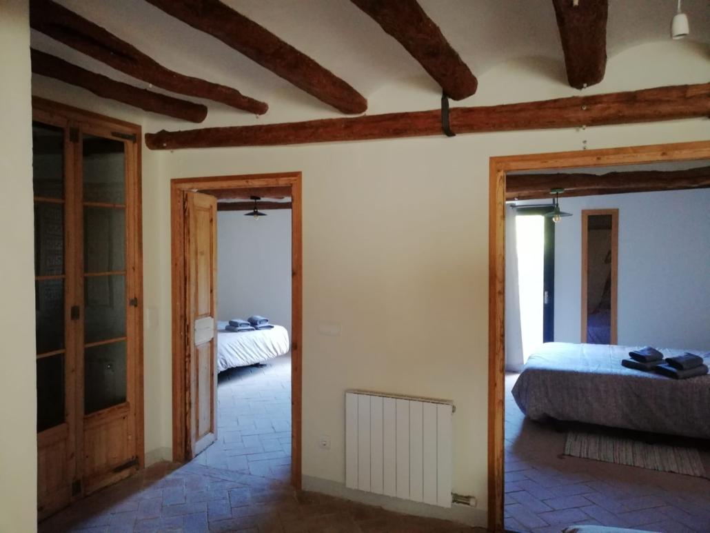 habitaciones casa rural