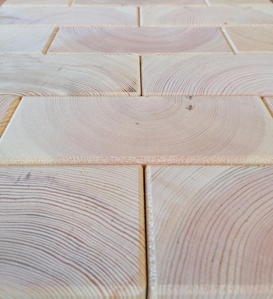 rajoles de fusta parquet