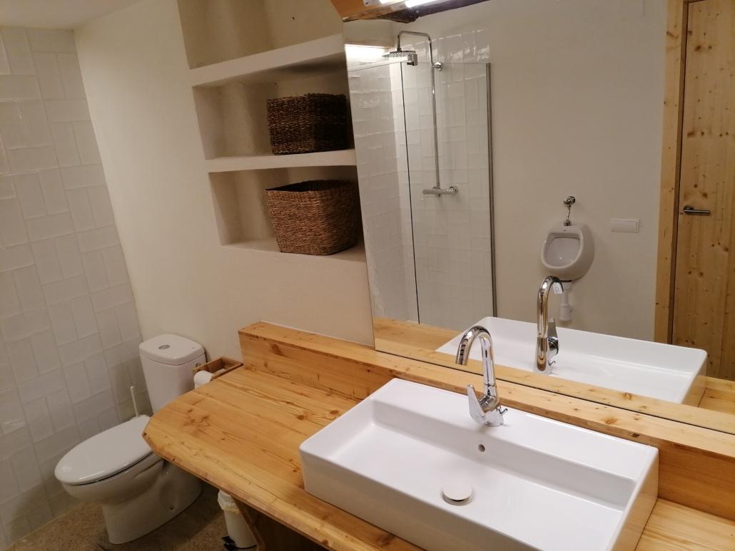 lavabo diseny fusta