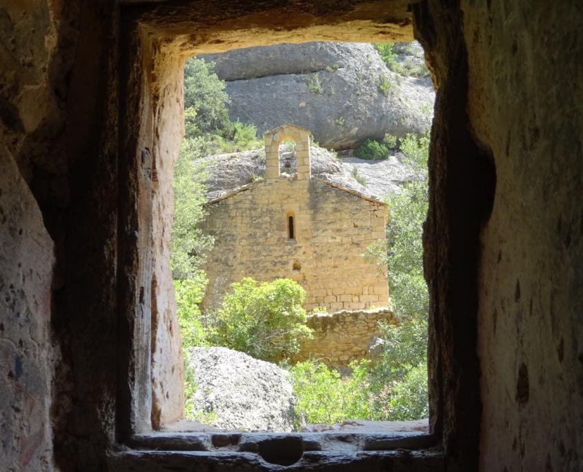 Sant Bartomeu de Fraguerau