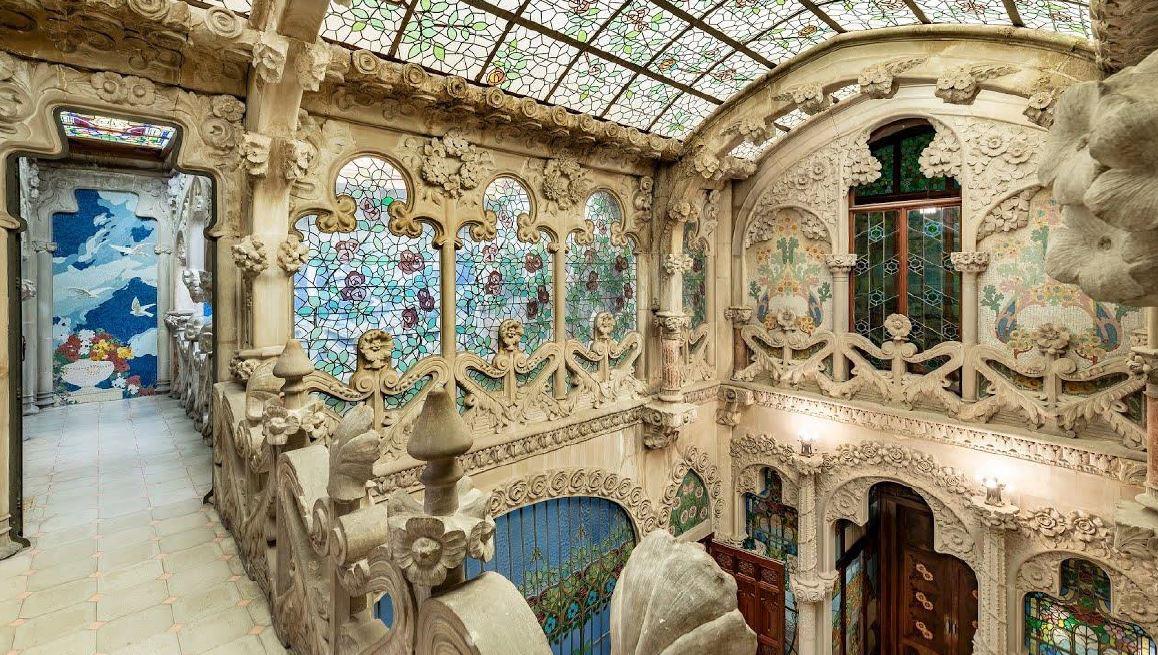 Casa Navàs Modernismo Reus
