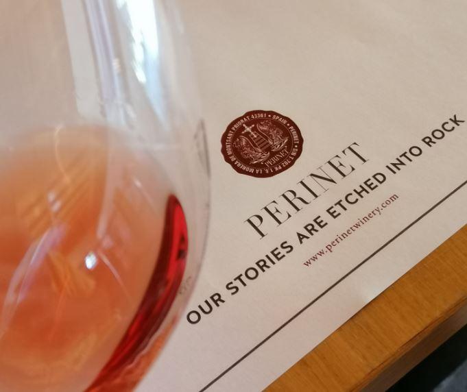 Perinet Winery winetour
